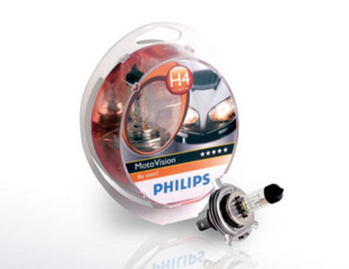 PHILIPS MOTOVISION H4